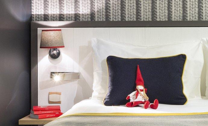 Chambres | Araucaria Hotel & Spa | La Plagne