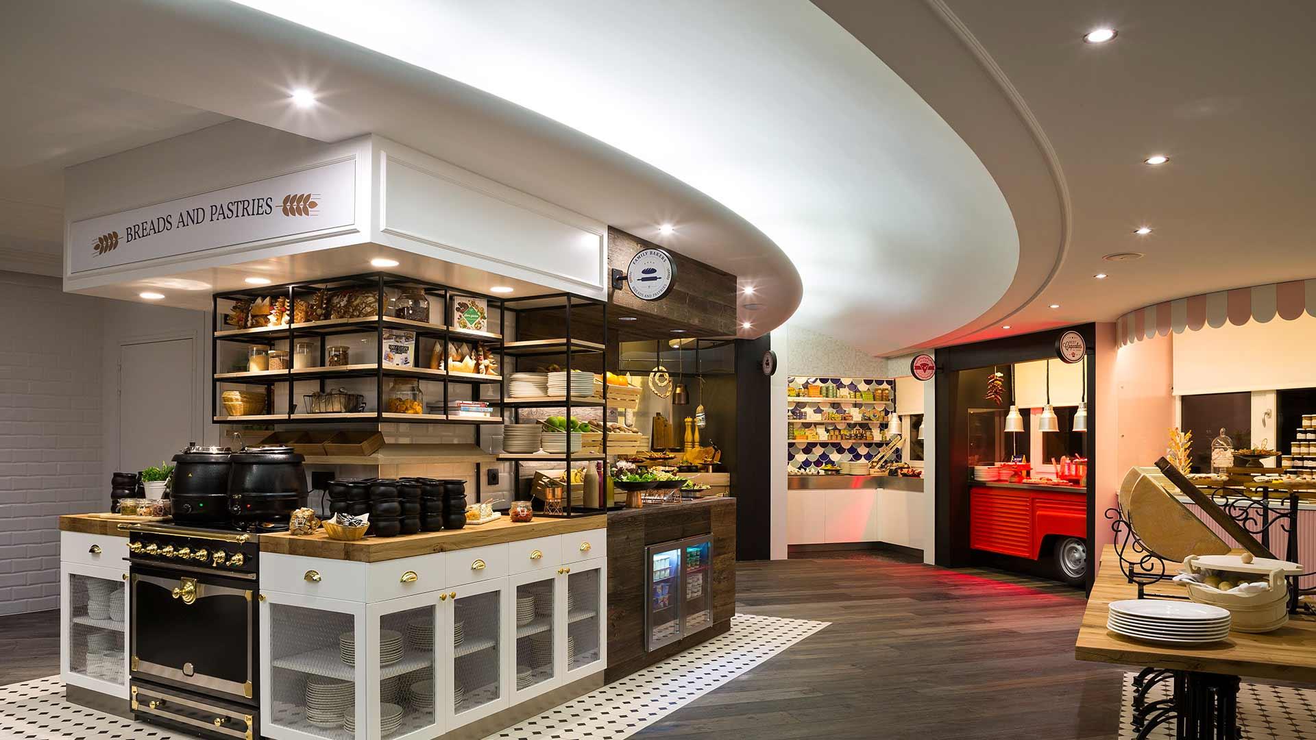 Araucaria Hotel & Spa**** - Buffets