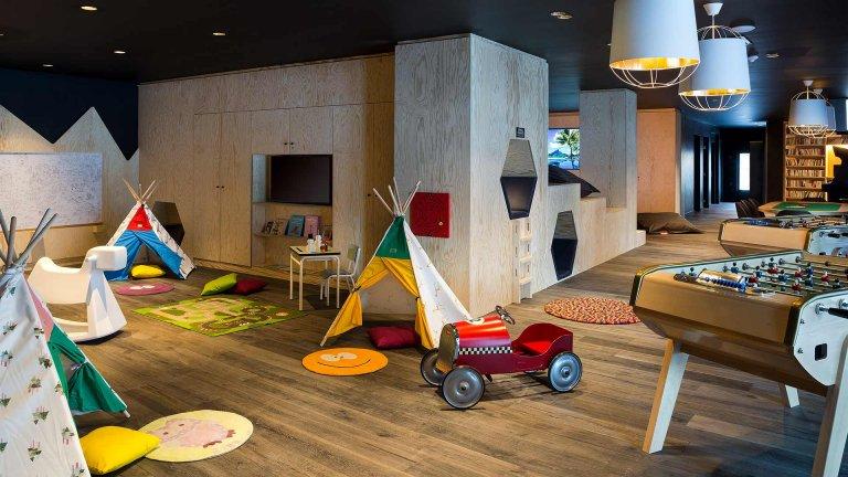 Araucaria Hotel & Spa**** - Jeux enfants