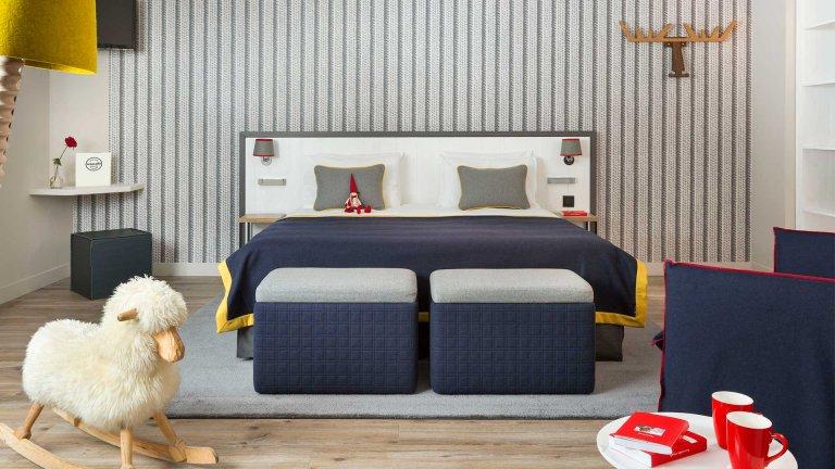 Araucaria Hotel & Spa**** - Chambre Familiale