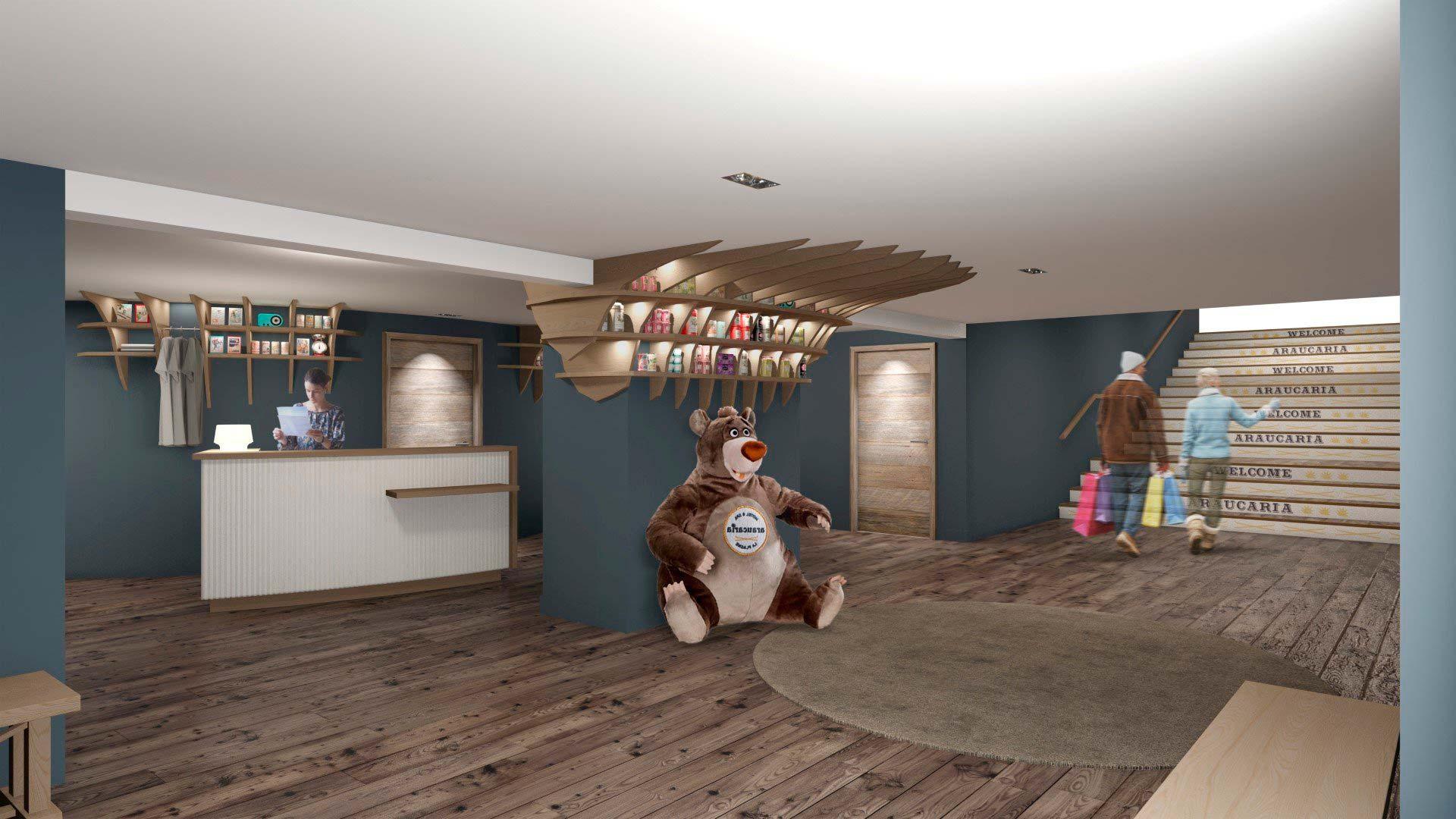 Araucaria Hotel & Spa**** - Réception