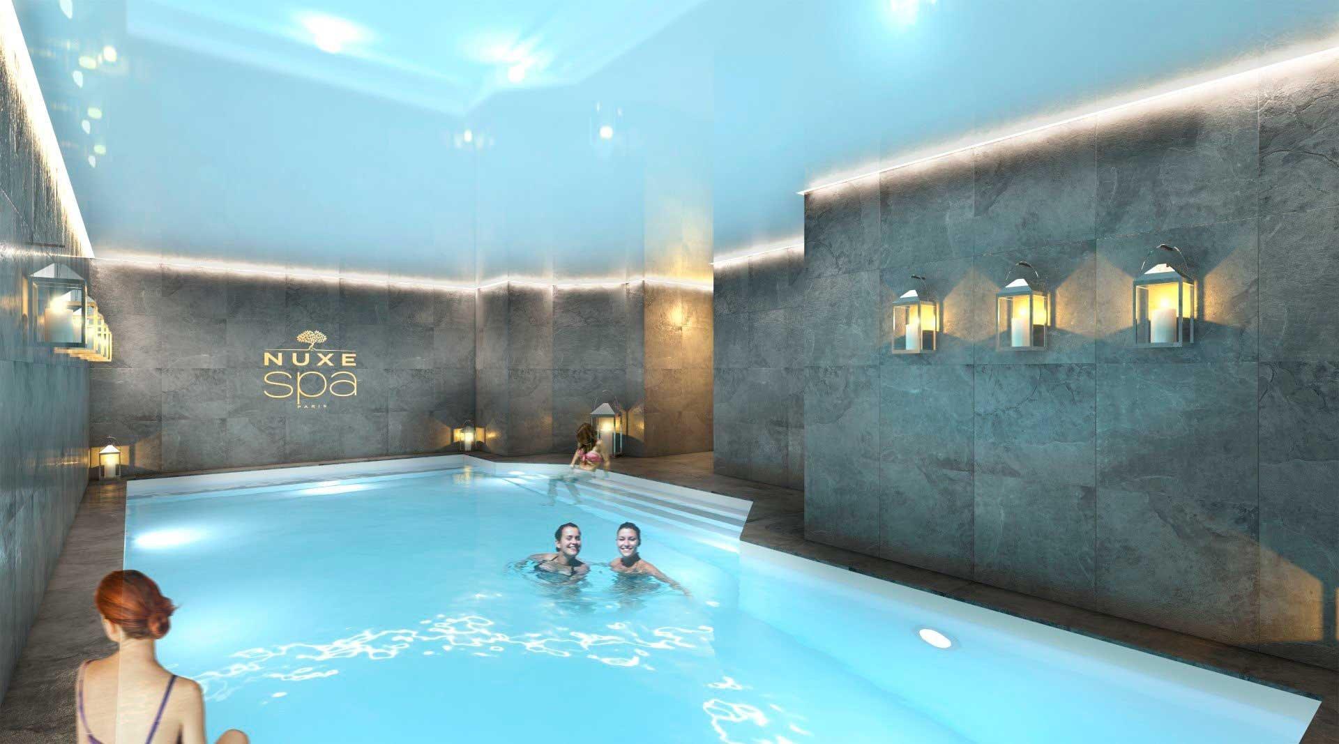 Araucaria Hotel & Spa**** - Spa NUXE