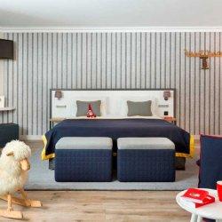 Araucaria Hotel & Spa La Plagne chambres