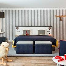 Araucaria Hotel & Spa**** - Chambre