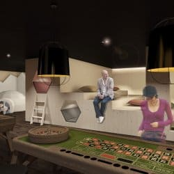 Araucaria Hotel & Spa**** - Salle de jeux