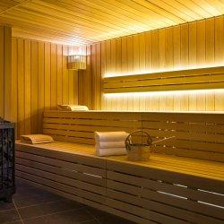 Araucaria Hotel & Spa - Sauna