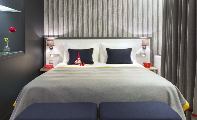 Araucaria Hotel & Spa La Plagne lit double