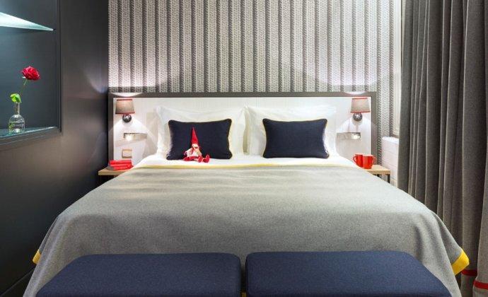 Araucaria Hotel & Spa La Plagne chambre supérieure