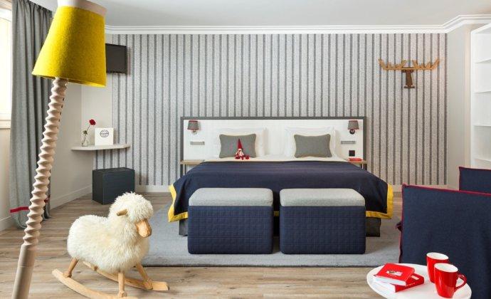 Araucaria Hotel & Spa La Plagne family room
