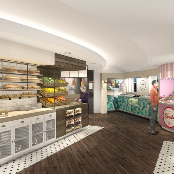 Araucaria Hotel & Spa La Plagne visuel buffet