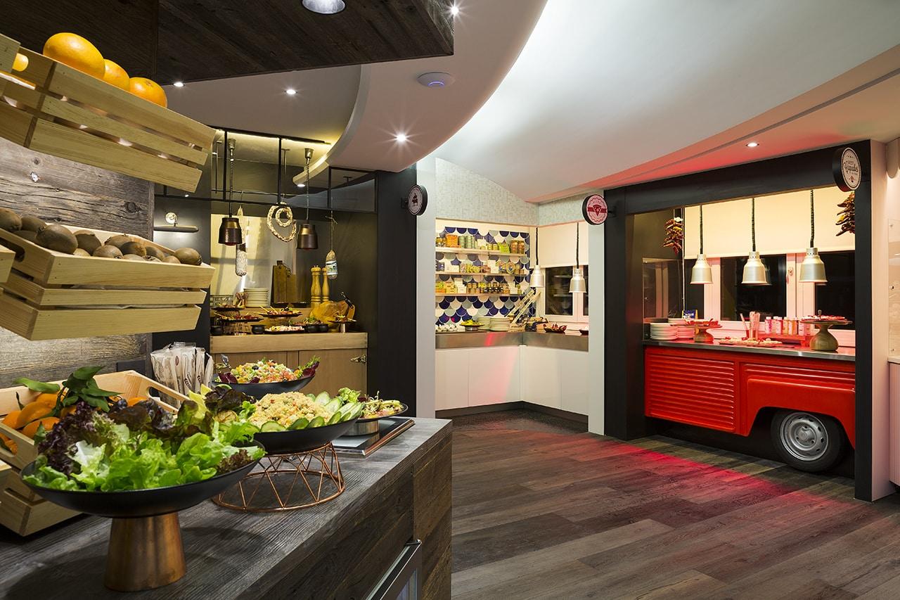 Araucaria Hotel & Spa - Buffet restaurant