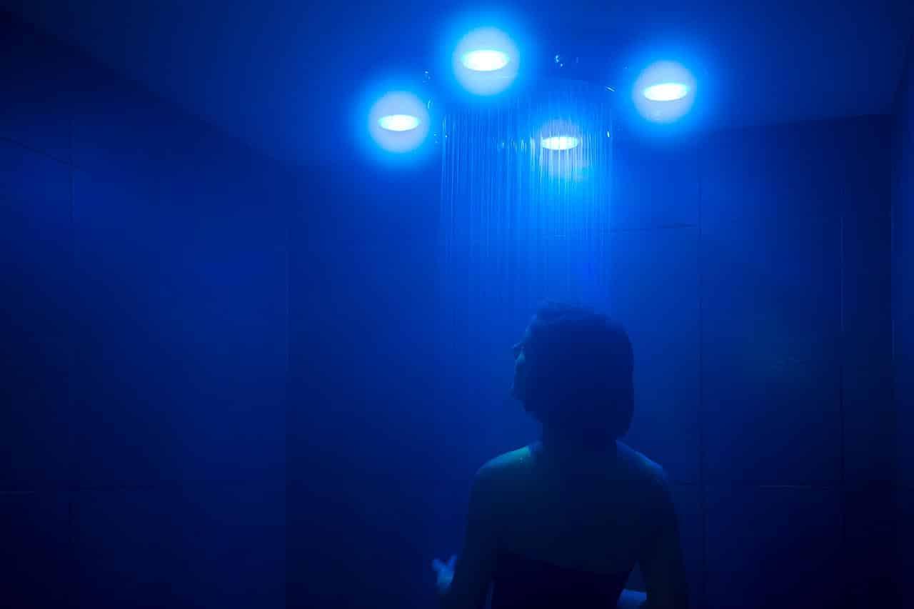 Araucaria Hotel & Spa - Douche sensorielle