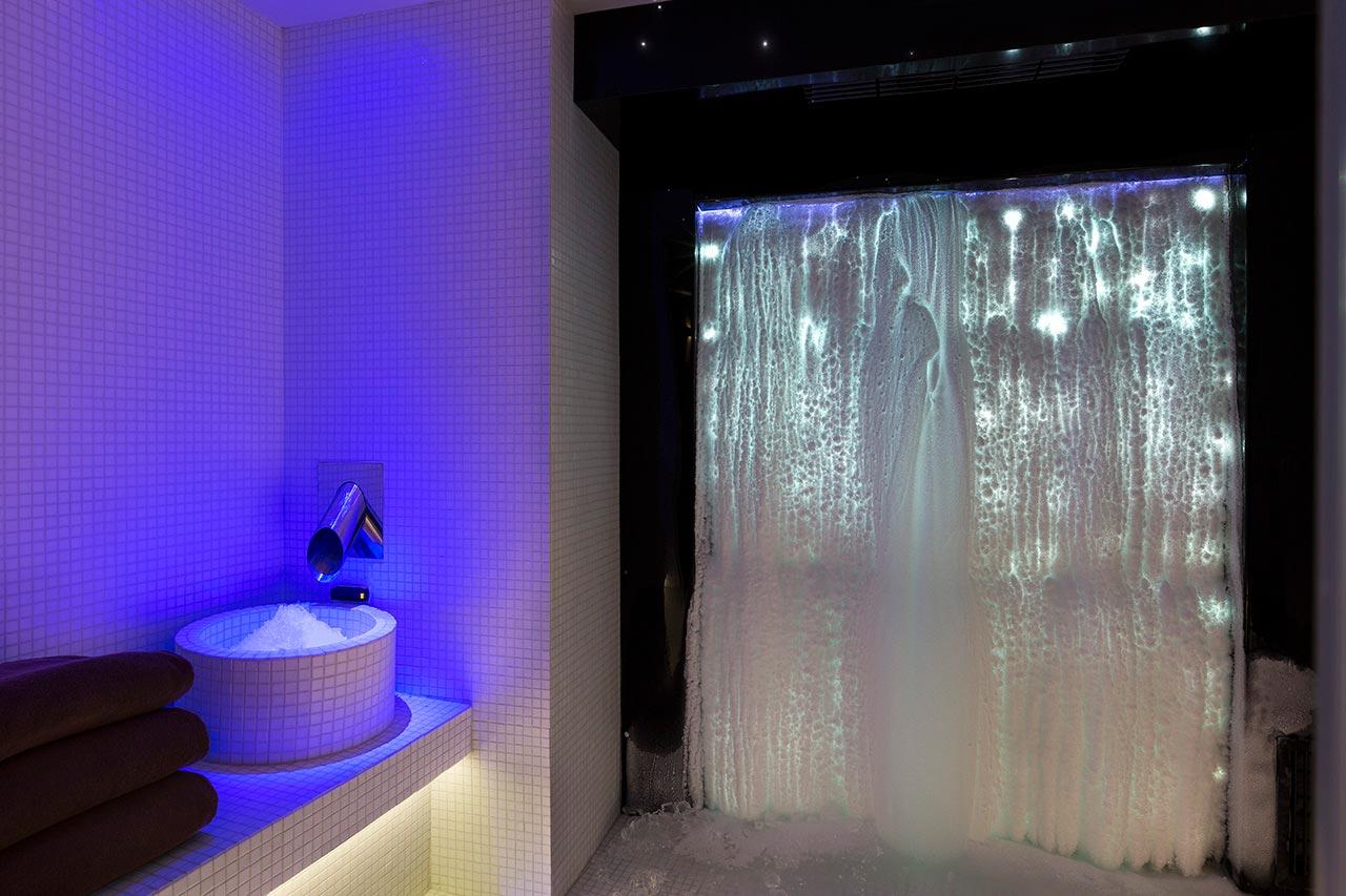 Araucaria Hotel & Spa - Grotte de glace