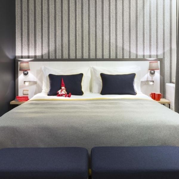 Araucaria Hotel & Spa La Plagne visuel lit double