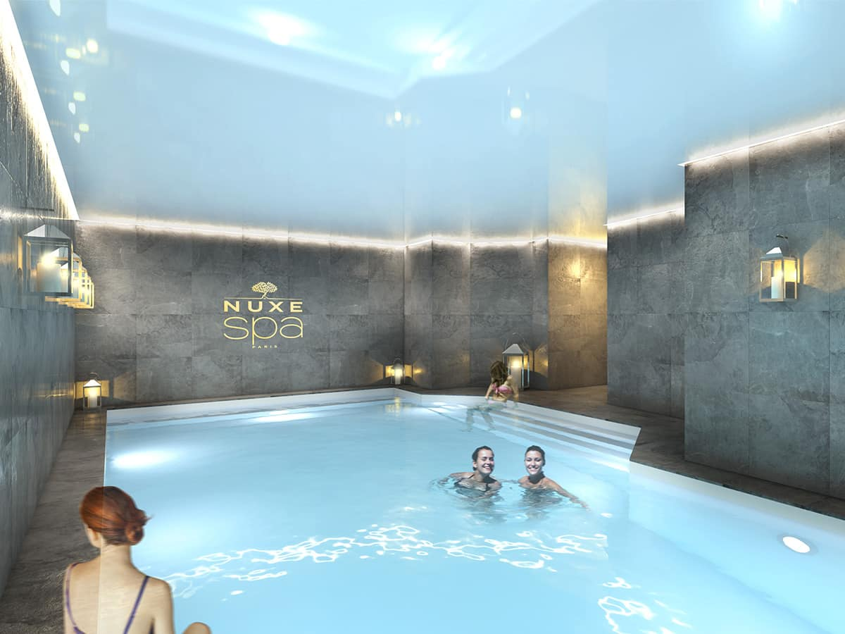 Araucaria Hotel & Spa**** - Piscine