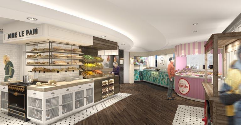 Araucaria Hotel & Spa La Plagne visuel restaurants buffets