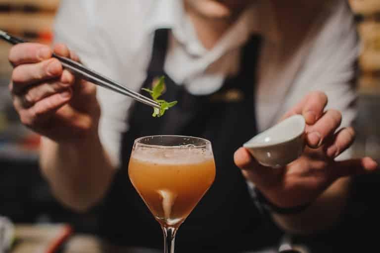 Araucaria Hotel & Spa La Plagne bar cocktails