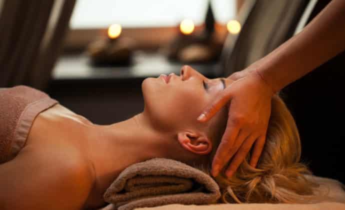 Araucaria Hotel & Spa La Plagne massage nuxe