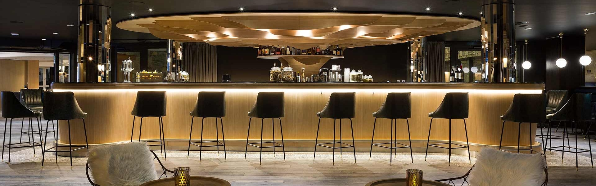 Araucaria Hotel & Spa La Plagne - bar