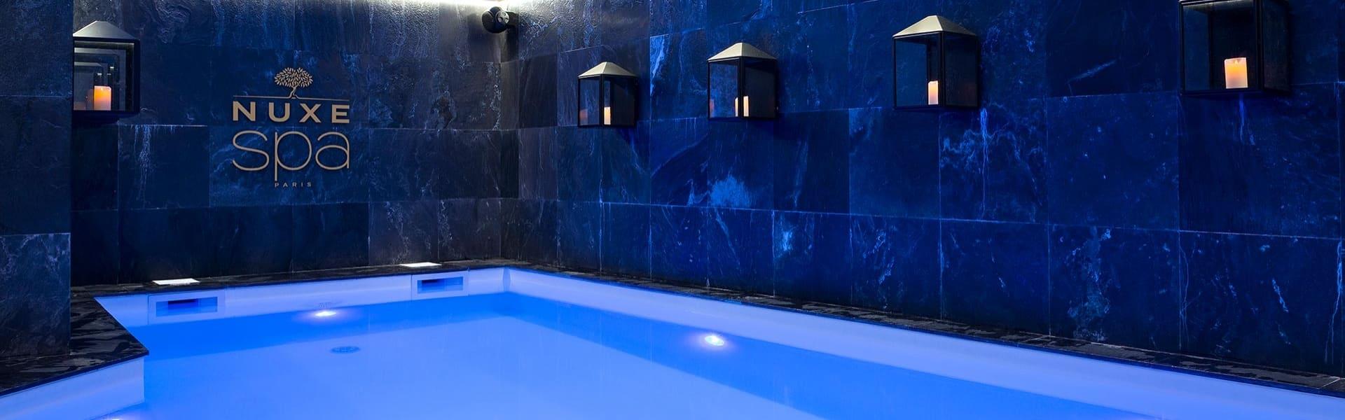 Araucaria Hotel & Spa La Plagne - piscine
